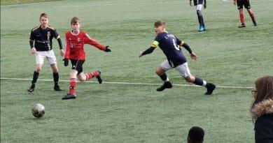 Probetraining für die U16 – Kader der A Junioren voll