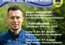 Sommercamp mit Ex-Profi Adam Matuschyk