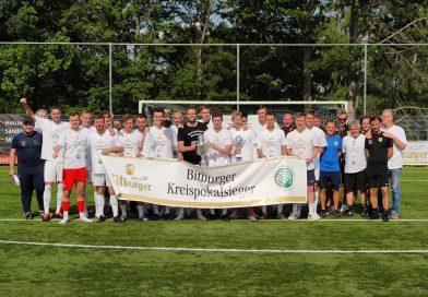Kreispokalsieg für den 1. FC Düren