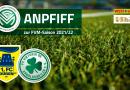 Anpfiff im FVM: 1. FC Düren vs. Viktoria Arnoldsweiler
